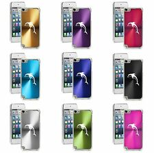 Apple iPod Touch 5th 6th Generation Hard Case Cover Dolphin
