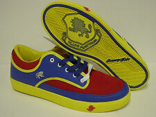 NEW Mens VLADO Spectro 2 SUPERMAN IG-1062-6 Blue Red Yellow Sneakers Shoes