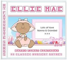 1st Birthday Girl - Babys First Birthday Gift - Personalised Gifts for Babies
