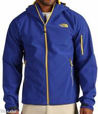 NEW THE NORTH FACE APEX ANDROID HOODIE JACKET Bolt Blue/Yellow Zippers S/M/L/XL