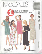 McCall's 8282 CLASSIC Misses' Dress in Two Lengths