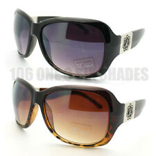 WOMENS Square Sunglasses Classic Oversized Design Fashion Shades New