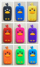 Soft chick Silicone Rubber Case cover fr Telus Samsung Galaxy Discover SGH-S730M