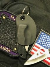 1 Kydex Keychain Sheath for Spyderco Ladybug 3 FRN - Many Colors to choose from