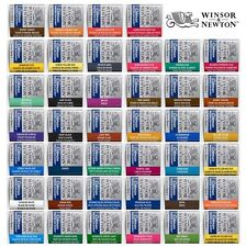 Winsor & Newton Cotman Water Colour - choice of Half Pan watercolours