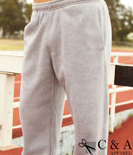 Unisex Adults Mens Ladies Casual Sports Elastic Waist Track Pants Trousers Wear