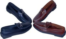 Traditions by Steve Calvert Bit Drivers Genuine Handsewn Moccasin Retail  $145