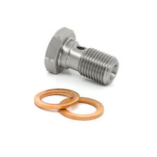 """Stainless Steel Banjo Bolts by HEL Performance - M8 M10 M12 3/8"""" 7/16"""""""