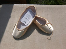 Pink Satin Grishko Exam demi pointe shoes - various sizes and widths