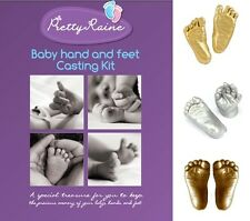 New Baby hand and feet Casting Kit 3D Impression kit - Perfect Gift