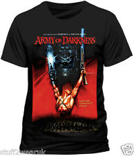 Army Of Darkness Poster Official Mens T Shirt Black  S M L XL  XXL