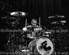 TRAVIS BARKER PHOTO BLINK 182 Black and White Concert Photo by Marty Temme 1