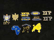 Sigma Gamma Rho Lapel Pins Various Designs Look at the Pics