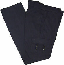 Horace Small Dark Navy  EMT 6-Pocket Pants Stretch Waist  HS2522  SIZE: 28 TO 54