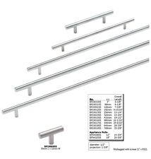 Amerock Stainless steel Cabinet Bar Pulls Handles Drawer T Knobs CATA2013-A28