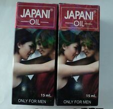 Japani Oil Male Enhancement ORGAN  Massage Oil  Long Hard : QUICK RESULTS