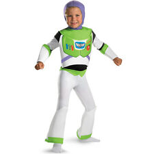 Buzz Lightyear deluxe child costume from Toy Story