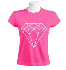 DIAMOND Women T-Shirt DOPE Disobey WG Illest OWL Wasted supply youth YOLO swag