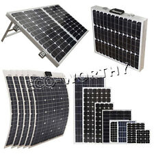 12V SOLAR PANEL 5W 10W 20W 40W 50W 60W 100W 120W 160W 200W FOR OFF GRID INVERTER