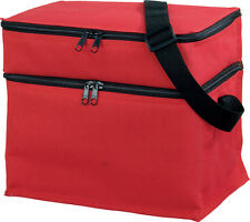 2 Compartment Cooler Bag Cool Bag Size 30x24.5x20cm Ideal for Picnics