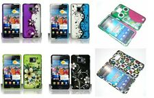 Hard Case Snap-on Phone Cover for  Samsung Galaxy S II 2 SGH-i777 / SGH-S959