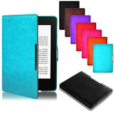 Ultra Slim Smart Leather Case Cover for All New Amazon Kindle Paperwhite 5 2nd