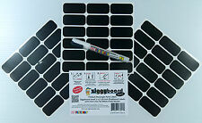Party Chalkboard Labels for glass plasic with Extra Fine Tip 1/2mm Chalk Marker