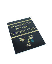 """MOONRISE KINGDOM notebook - Suzy's """"Coping With The Very Troubled Child"""" notepad"""