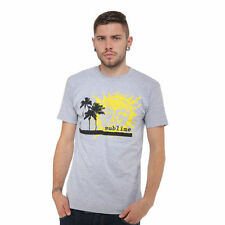 Sublime - Palm Trees T-Shirt Grey