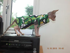 The Vest - Hand Made Sphynx Cat Clothes for those Pampered Pets