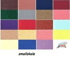 Dolls House Carpet Self Adhesive A4  1/12th or 1/24th 30 Colours Available