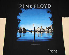 Pink Floyd Wish You Were Here Diver Logo Black Shirt NEW S M L XL