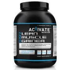 Lean Muscle Gainer 2.25kg Whey Protein Shake