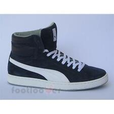 Men's Puma Cross Shot 355848 03 navy suede basketball casual shoes sneakers