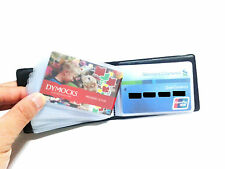 New Plastic Credit Card Name Card Oyster Card Holder Inserts