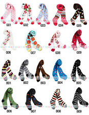 LOT Winter Warm Baby Unisex Kids Toddler Pantyhose Trousers Socks Leg warmers