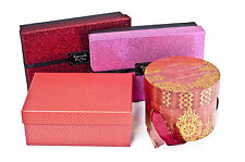 Gift Present Box Case Perfect for Lingerie Range of Colours and Shapes