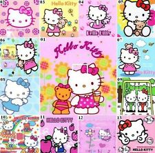 Third Generation Sweet Hello Kitty, Light Switch Cover Stickers, Wall Decoration
