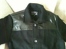 New Donkey Jacket PVC Worker Workie Skinhead Punk Oi Mod Gay int? S-XL