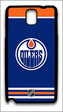 NHL Hockey Edmonton Oilers Samsung Galaxy Note 3 Hard Plastic Case N162102