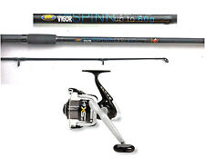 Lineaeffe SX Reel & Vigor spin rod 60g Spinning/Lure fishing combo