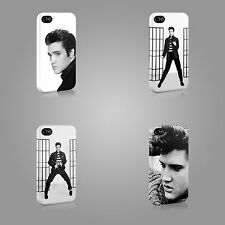 ELVIS PRESLEY THE KING CASE COVER FOR iPHONE OR SAMSUNG MUSIC ROCK & ROLL SINGER