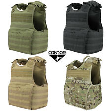 Condor Tactical Vest XPC MOLLE Exo Plate Carrier Armor Rig Vest All Colors