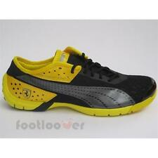 Men's Puma Future Cat SuperLT SF 304427 02 yellow black running shoes trainers