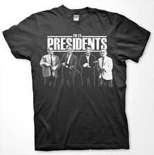 THE EX PRESIDENTS - High Quality T Shirt PATRICK SWAYZE Point Break Movie Bodhi