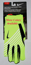 Nike Men's Lightweight Tech Run Gloves color & size choices available **REDUCED