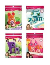 American Girl Crafts Sew & Stuff Kit Sewing Art Doll Project SELECT YOUR DESIGN!