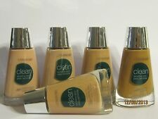 COVERGIRL CLEAN SENSITIVE SKIN OIL FREE FOUNDATION CHOOSE YOUR COLOR