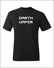 DARTH VAPER T SHIRT funny electronic vapor smoking vaporizer