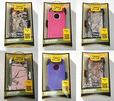 Otterbox Defender Series Case Cover for Apple iPhone 5 5s You Pick Color NEW!
